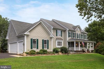 Purcellville Single Family Home For Sale: 18072 Telegraph Springs Road