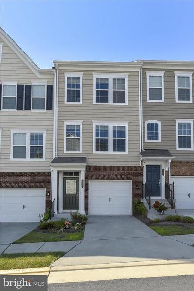 Ashburn Townhouse For Sale: 45023 Graduate Terrace