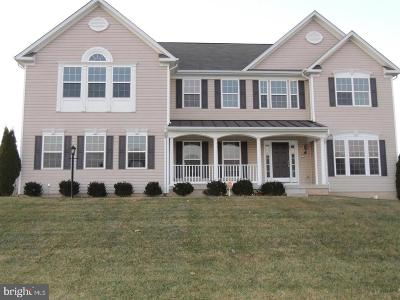 Purcellville Single Family Home For Sale: 201 Overridge Court