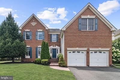 Ashburn VA Single Family Home For Sale: $727,500