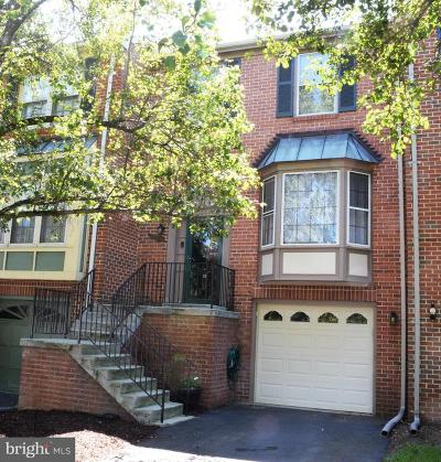 Leesburg Townhouse Under Contract: 613 Davis Avenue SW