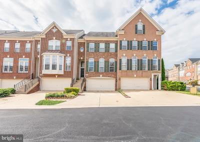 Leesburg Townhouse For Sale: 1521 Artillery Terrace NE