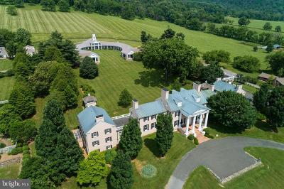 Upperville VA Single Family Home For Sale: $34,000,000