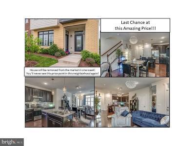 Leesburg Condo For Sale: 1402 Ribbon Limestone Terrace SE