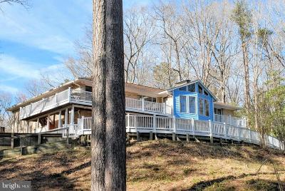 Single Family Home For Sale: 135 Stony Point Drive