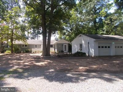 Single Family Home For Sale: 218 Tharp Road