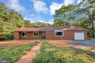 Madison County Single Family Home For Sale: 1324 John Tucker Road