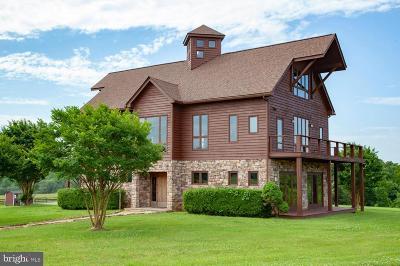 Madison County Farm For Sale: 158 Leon Rd