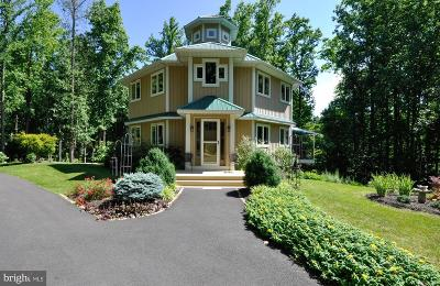Madison County Single Family Home For Sale: 495 Leathers