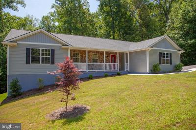 Madison County Single Family Home For Sale: 459 Covered Bridge Drive
