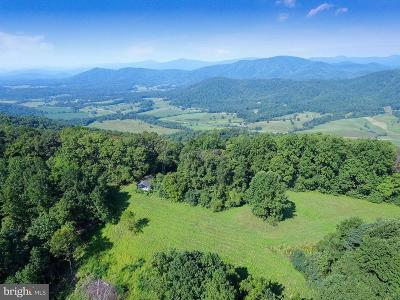 Madison County Residential Lots & Land For Sale: B Ruth Hollow Fire Trail