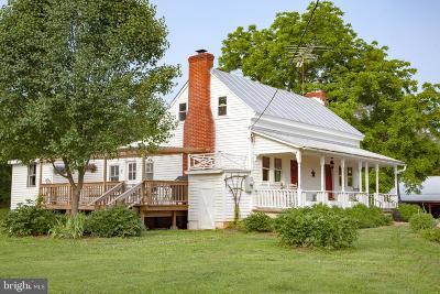 Madison County Farm Active Under Contract: 4975 Orange Road