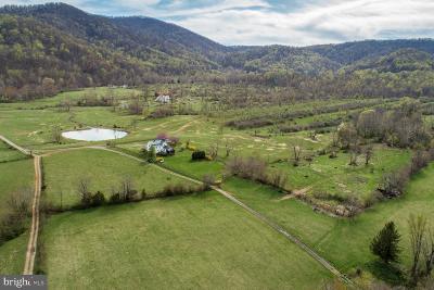 Madison County Farm For Sale: 968 Quaker Run Rd.