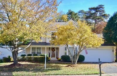 Manassas Single Family Home For Sale: 9663 Shannon Lane