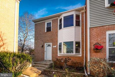Manassas Townhouse For Sale: 8475 Stonewall Road
