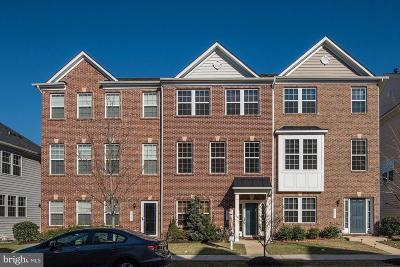 Manassas Townhouse For Sale: 9969 Leander Lane