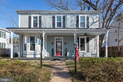 Manassas Commercial For Sale: 9208 Lee Avenue