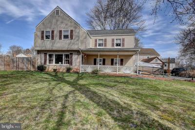 Manassas Single Family Home For Sale: 8516 Artillery Road