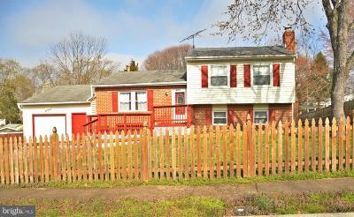 Manassas Single Family Home For Sale: 9172 Firethorn Court