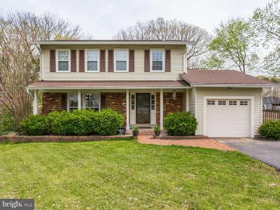 Manassas Single Family Home For Sale: 8953 Jasmine Court