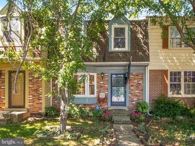 Manassas Townhouse For Sale: 9168 Kershaw Court