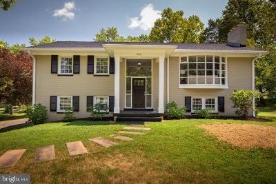 Manassas Single Family Home Under Contract: 8899 Grant Avenue