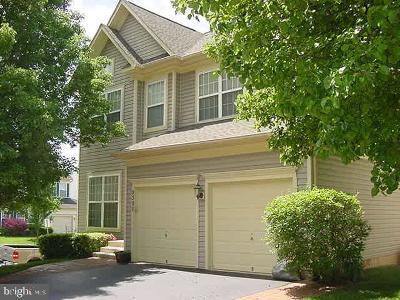Manassas Park Single Family Home For Sale: 9308 Cougar Court