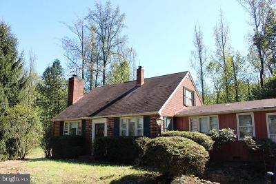Orange County Single Family Home For Sale: 9571 Rapidan Road