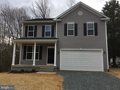 Orange VA Single Family Home For Sale: $295,900