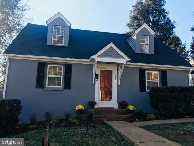 Orange VA Single Family Home For Sale: $199,990