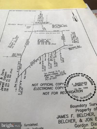 Orange County Residential Lots & Land For Sale: Windsor Road
