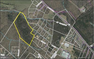 Orange County Residential Lots & Land For Sale: Black Walnut Run Road