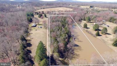 Orange County Residential Lots & Land For Sale: McAlexander Road