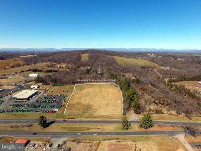 Orange County Residential Lots & Land For Sale: 00 James Madison Highway S