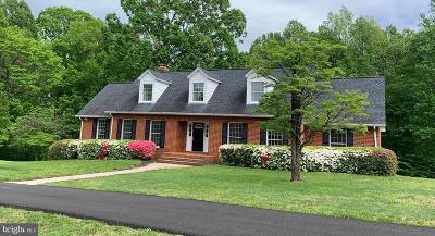 Orange County Single Family Home For Sale: 8663 Old Rapidan Road