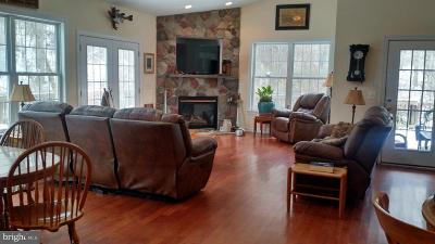 Orange Single Family Home For Sale: 14007 James Madison Highway