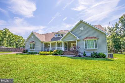 Orange Single Family Home For Sale: 21428 Berry Run Road