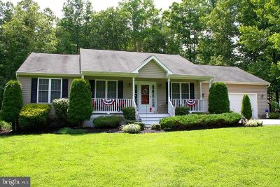 Orange County Single Family Home For Sale: 8400 Swan Woods Road