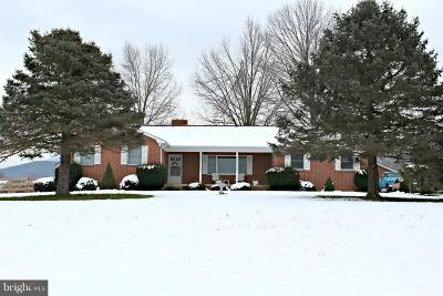 Luray Single Family Home For Sale: 3433 Farmview Road