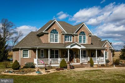 Luray Single Family Home For Sale: 572 Old Farm Road