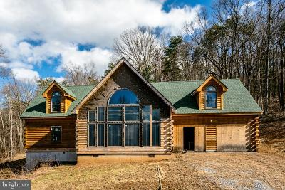 Luray Single Family Home For Sale: 110 Sycamore Lane