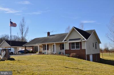 Shenandoah Single Family Home For Sale: 1163 Fleeburg Loop