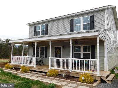 Page County Single Family Home For Sale: 355 Young Road