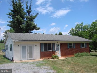 Page County Single Family Home For Sale: 299 Hinton Road