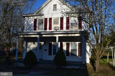 Page County Single Family Home For Sale: 110 N Court Street