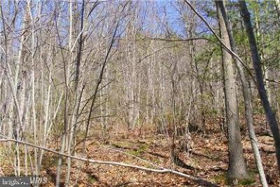 Page County Residential Lots & Land For Sale: Cubbage Hollow Road