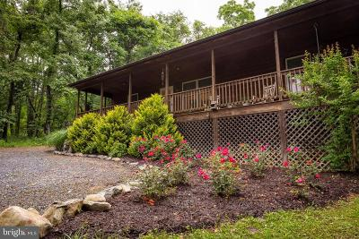 Luray Single Family Home For Sale: 5995 Page Valley Road