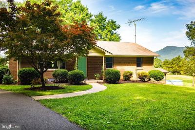 Page County Single Family Home For Sale: 338 Springfield Estates Drive
