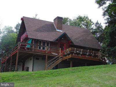 Page County Single Family Home For Sale: U.s . Hwy. 211
