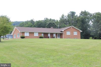 Luray Single Family Home For Sale: 419 Peach Orchard Road